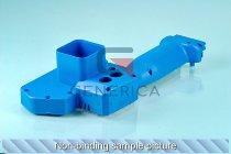 Motor cover blue