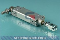 Pneumatic cylinder complete