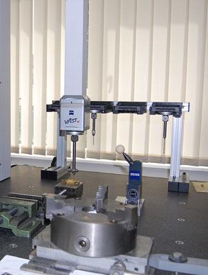 Zeiss Vast XT Scanning technology